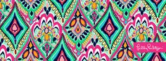 Lilly Pulitzer - Crown Jewels - Facebook Cover Photo