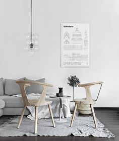 //Photos by Katerina Dima    I think from my posts lately it was plainly obvious I have had the And Tradition In Between Chairs ...