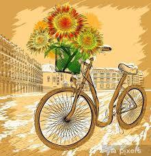 girasoles en navidad - Buscar con Google Bicycle, Flowers, Google, Sunflowers, Xmas, Bike, Bicycle Kick, Bicycles, Royal Icing Flowers