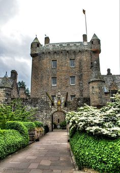 Cawdor Castle, Nairn, Scotland