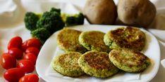Rychlý a zdravý oběd pro děti: Brokolicové placičky se sýrem