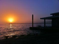 Sunset in Izmir...