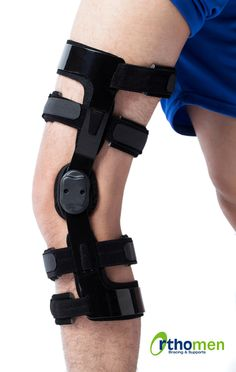09cf935de9 Amazon.com: Orthomen Knee Brace for ACL/Ligament/Sports Injuries, Mild  Osteoarthritis(OA) & for Preventive Protection from Knee Joint  Pain/Degeneration ...