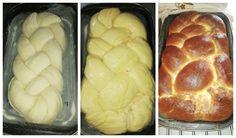 Biely veľkonočný koláč podľa prababky Jolanky. Bread, Baking, Food, Recipes, Basket, Brot, Bakken, Essen, Recipies