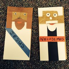 story of nicodemus for preschoolers use for lesson quot jesus heals the blind quot found in 899