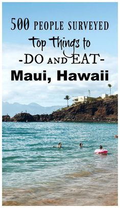 Top Things to Do and Eat in Maui- 500 People Surveyed Maui Vacation- Top Maui Hawaii Tips- Our Vacation - Nesting With Grace flyingannie.xo flyinganniexo Hawaii Top Things to Do and Eat in Maui- 500 People Surveyed flyingannie.xo Top Things to Do Hawaii Maui, Oahu, Visit Hawaii, Kaanapali Maui, Lahaina Maui, Maui Beach, Hawaii Life, Trip To Maui, Maui Vacation