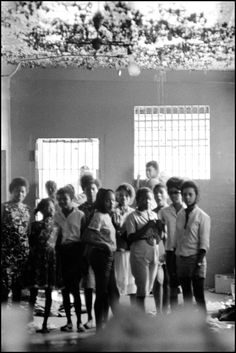 The Girls Of The Leesburg Stockade Photographer Danny Lyon was working with SNCC in Atlanta when he was sent to Americus to investigate rumors of the jailed girls form the city.