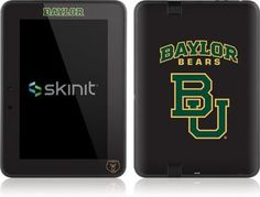 Skinit Baylor University Bears Vinyl Skin for Amazon Kindle Fire HD 7 by Skinit. $19.99. IMPORTANT: Skinit skins, stickers, decals are NOT A CASE. Our skins are VINYL SKINS that allow you to personalize and protect your device with form-fitting skins. Our adhesive backing can be applied and removed with no residue, no mess and no fuss. Skinit skins are engineered specific to each device to take into account buttons, indicator lights, speakers, unique curvature and will ...