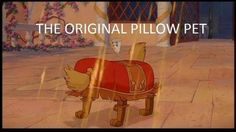 Original pillow pet