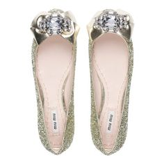 miu miu- i need new ballerinas