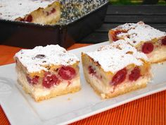 Milánói rétes Hungarian Desserts, Hungarian Recipes, Fun Desserts, Dessert Recipes, Romanian Food, Sweet Cookies, Prosciutto, Sweet Tooth, Cheesecake