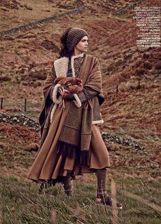 Amanda Wellsh-Vogue Russia November 2014
