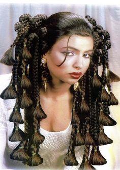 Evening Hair