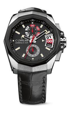 CORUM ADMIRALS CUP AC-ONE 45 REGATTA #luxurywatch #Corum-swiss Corum Swiss Watchmakers watches #horlogerie @calibrelondon