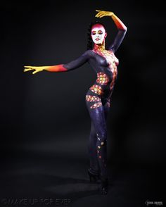 Body Painting Academy Final 2011/12 by Diane R