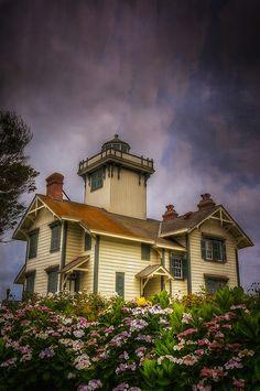 Point Fermin Light House - vma.