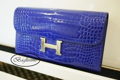 Hermès Constance Wallet @ http://baglissimo.weebly.com/