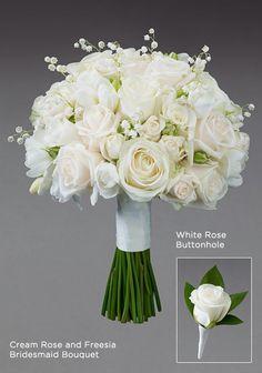 white wedding flowers bridal flowers - Page 39 of 100 - Wedding Flowers & Bouquet Ideas Freesia Bridesmaid Bouquet, Bridesmaid Flowers, Bridal Flowers, Freesia Bouquet, Diy Flowers, Bridesmaids, White Wedding Bouquets, Bride Bouquets, Flower Bouquet Wedding