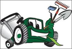 Image result for lawn mower pictures animated