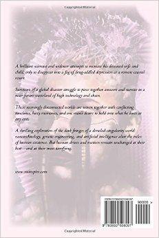 FREE Oct 19-20: Caligatha by Matt Spire a post-apocalyptic speculative fiction novel.