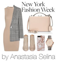 """Untitled #33"" by yesselina on Polyvore featuring Tart, Alexander Wang, Aquazzura, Mark Cross and FOSSIL"