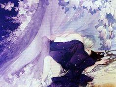 Đông Hoa - Phượng Cửu - Chẩm Thượng Thư Anime Art Girl, Manga Art, Anime Manga, Magic Anime, Seshomaru Y Rin, Eternal Love Drama, Chinese Drawings, Fantasy Couples, Beautiful Fantasy Art