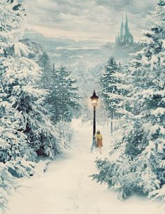 For those that dare to dream. Take us to Narnia.
