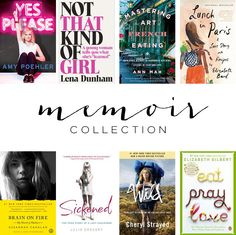 Books to Read: Best Memoirs, Favourite memoir collection #giveaway #kobo