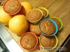 Μάφινς Πορτοκαλιού (Fresh Orange Muffins) #sintagespareas #muffinsportokaliou
