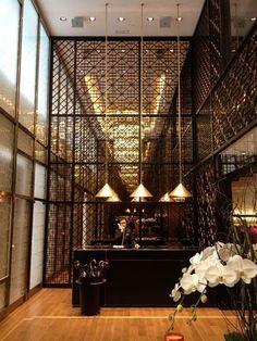 Espelho bronze na decoração de ambientes