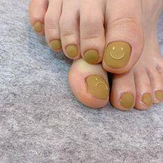 ไอเดียเพ้นท์เล็บเท้าสดใส ดูเซ็กซี่ขี้เล่นแบบสาวเกาหลี IG ddowa_nail Toe Nails, Nail Designs, Nail Polish, Nail Art, Feet Nails, Toenails, Nail Desings, Nail Polishes, Toe Polish