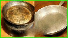 Навіть старі бабусині сковорідки виблискують чистотою: найкращий засіб — Пошепки Lifehacks, Ethnic Recipes, Food, Life Cheats, Essen, Good Advice, Life Hacks, Yemek, Eten