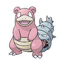 Slowbro. Check more on pokemonsbook.com