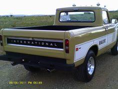 1975 International Harvester 4x4