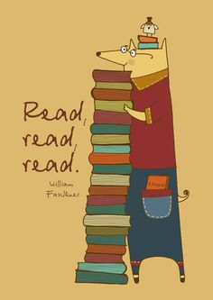 Read, Read, Read...