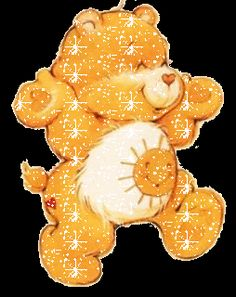 Animated Care Bears Glitter GIFs and Animated Images. Glitter Images, Glitter Gif, Care Bears, Mickey Mouse Vans, Care Bear Tattoos, Sunshine Bear, Roses Gif, Care Bear Party, Bear Gif