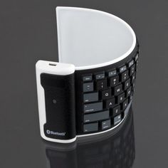 Roll up washable keyboard?! I'm in!