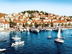 Croatian cruises