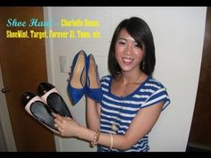 Shoe Haul - Charlotte Russe, ShoeMint, Target, Forever 21, Toms, etc.