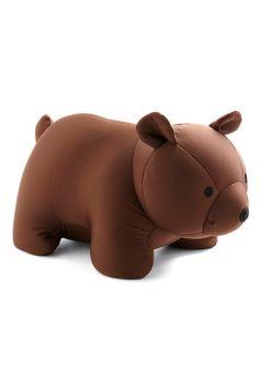 Bear You've Been Travel Pillow, #ModCloth
