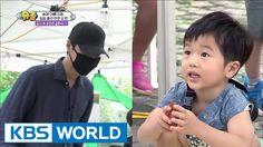 Seungjae's flea market opens! Who is the strange customer? [The Return o.... Ha! Aww. Very good experience for the little boy..!