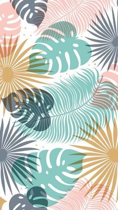 Tropical Wallpaper, Pastel Wallpaper, Love Wallpaper, Screen Wallpaper, Animal Wallpaper, Wallpaper Ideas, Tumblr Wallpaper, Live Wallpaper Iphone, Iphone Background Wallpaper