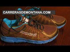 Montrail Bajada II trail running: Análisis técnico por Mayayo @moxigeno - YouTube
