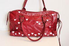 customizacao ju ali verso all you need is love - Juliana e a Moda | Dicas de moda e beleza por Juliana Ali