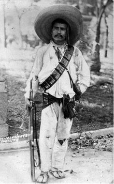 """I will die a Slave of Principles not Men.""     ~ Emiliano Zapata  *  Zapatista 1915   <3 lis"