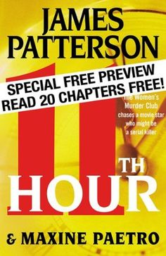 13 best books worth reading images on pinterest books to read 11th hour free preview womens murder club by james patterson http fandeluxe Image collections
