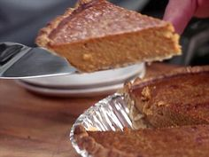 From Scratch Pumpkin Pie Recipe : Nancy Fuller : Food Network