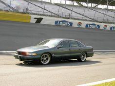 Chevy Impala SS