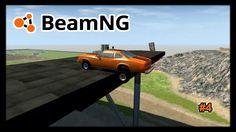Extreme Big Ramp crash compilation | BeamNG.Drive #4