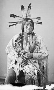 Eagle Man, Yanktonai-Nakota, 1872                                                                                                                                                                                 Mehr